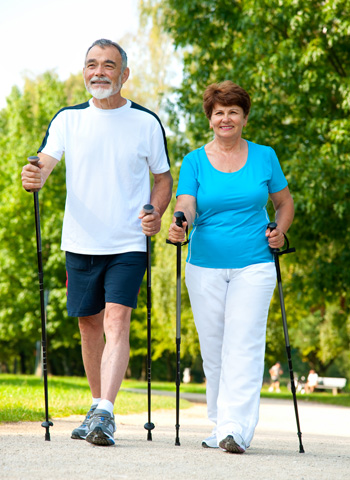 Nordic-Walking Kurse in Elmshorn